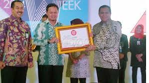 Program Serba Online di Bogor Raih Penghargaan