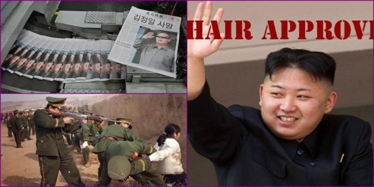 Inilah Bukti Korea Utara Itu Negara Diktator