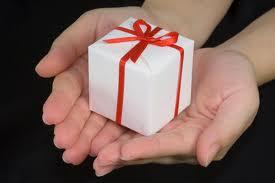 mengecilkan nilai hadiah