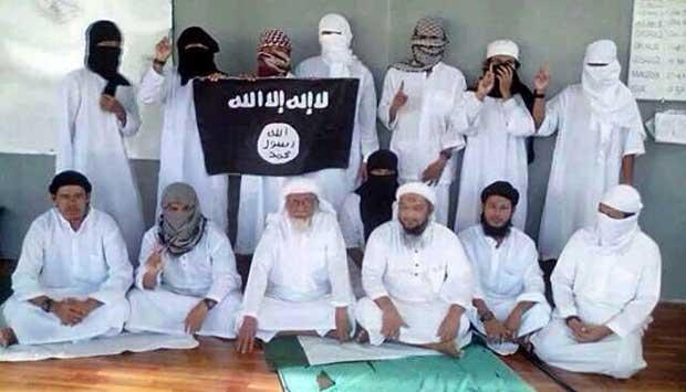 Foto Ba'asyir Dukung ISIS