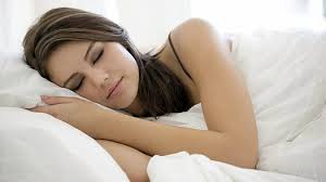tertidur(ilustrasi)